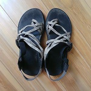 Chacos ZX/2 classic sandals women's 8 w/ vibram